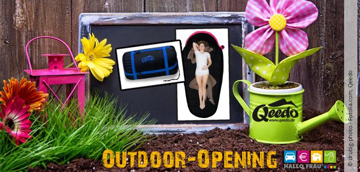 Outdoor-Opening Qeedo
