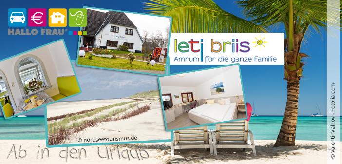 Ab in den Urlaub - Letj Briis