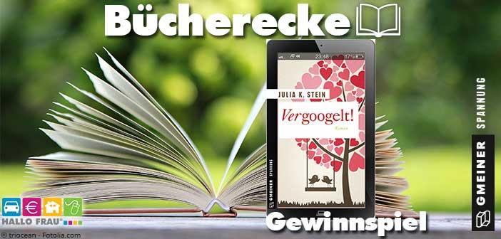 Hallo Frau Bücherecke - Vergoogelt!