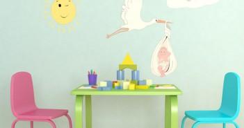 Header Wandtattoos Kinderzimmer