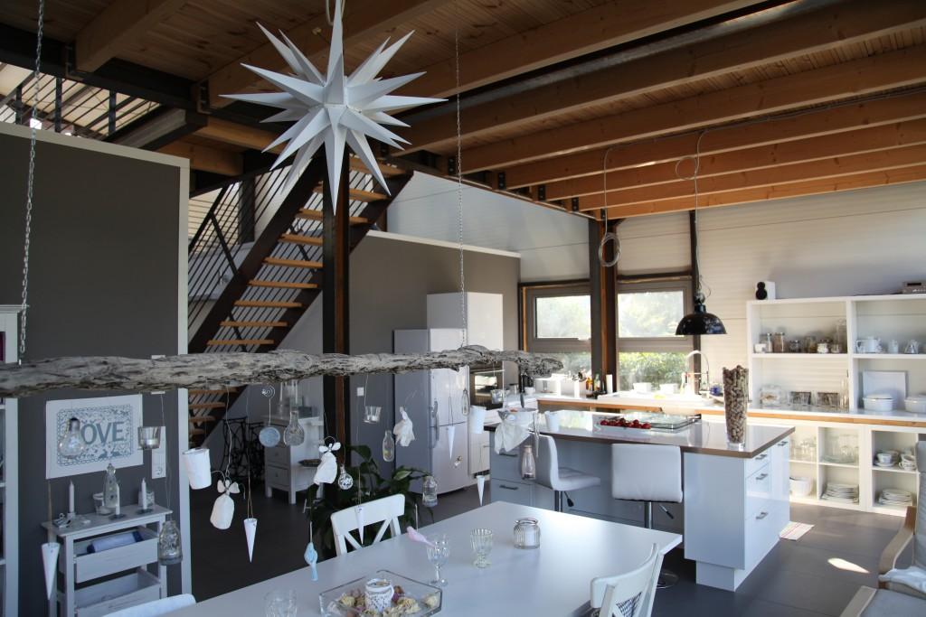 wie statte ich meine k che zur weihnachtszeit aus hallo frau das informationsportal f r frauen. Black Bedroom Furniture Sets. Home Design Ideas
