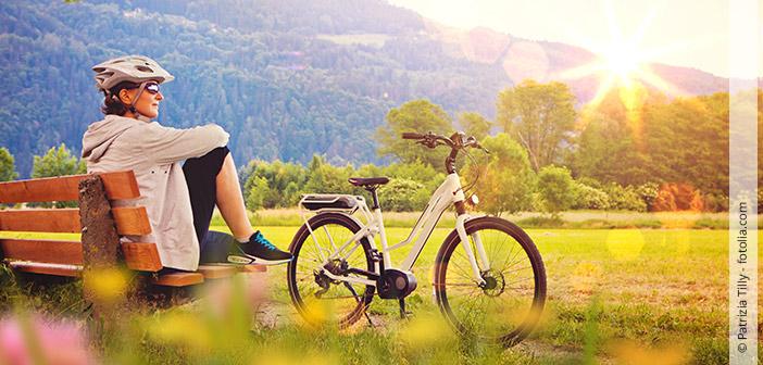 Urlaub mit dem E-Bike