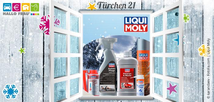 Header Adventskalender Liqui Moly Türchen 21