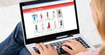 Header Vorteile Online shopping