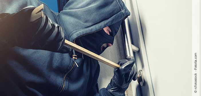 Header Schutz vor Einbrechern