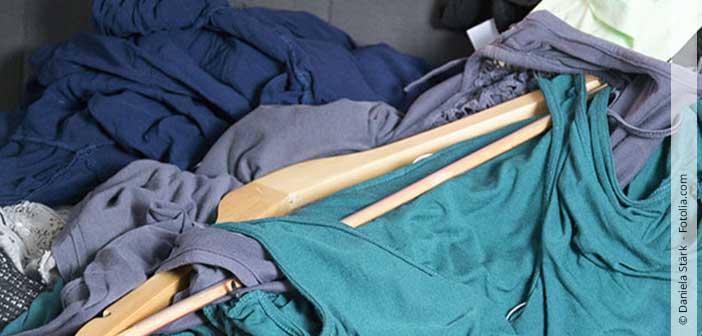 Header Tipps überfüllter Kleiderschrank