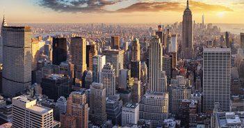 Die beliebtesten Städte und Regionen der USA