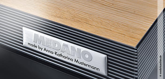 MEDANO – Die personalisierte Küche von MEDA