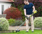 Rasen trimmen leicht gemacht