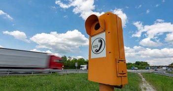 Hitzeopfer über Autobahn-Notrufsäulen melden