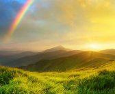 So entsteht ein Regenbogen