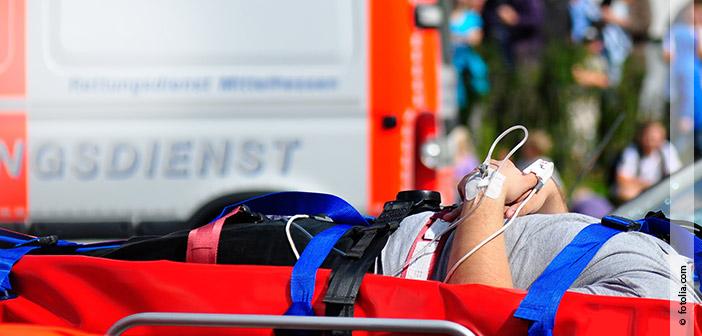 Wie funktioniert ein Krankenrücktransport?