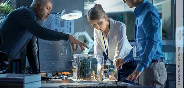 Deutschland braucht Frauen im Ingenieurbüro