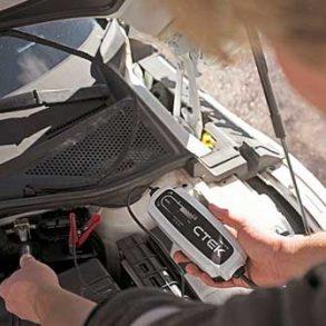 GTÜ Batterielader Test
