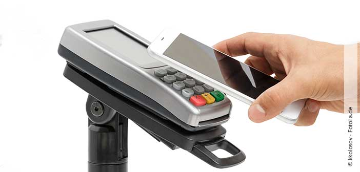 Apple Pay kontaktloses Bezahlen