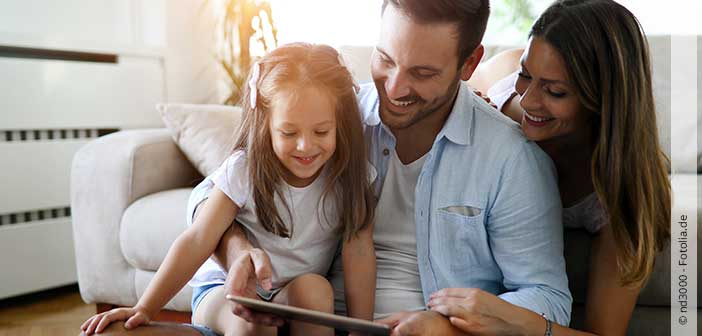 Datenschutz für Kinder im Innternet