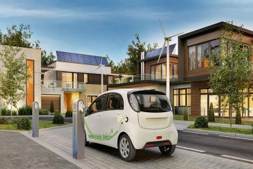 Förderung Elektroautos
