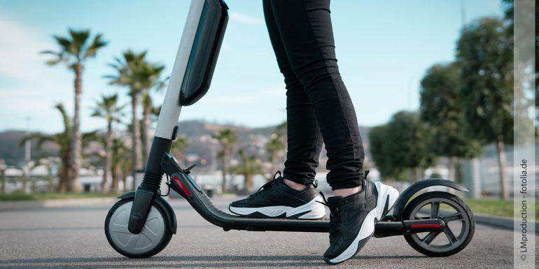 E-Scooter in Deutschland erlaubt