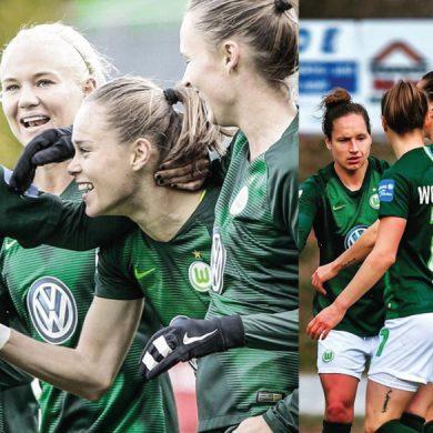 Die Fußball Bundesliga der Frauen im Blick