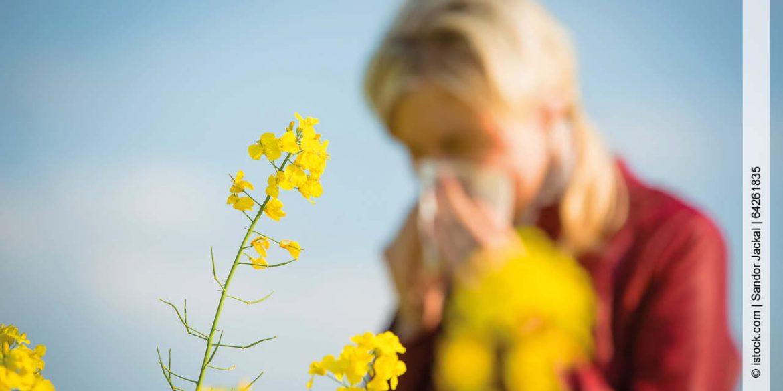10 besten Tipps zur Pollenallergie