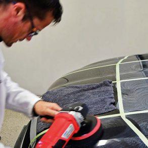 Poliermaschinen im GTÜ-Test: Hochglanz für matte Autolacke