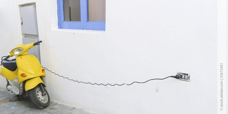 Elektroroller