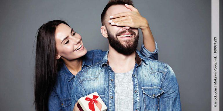 Geschenke für Männer: Erlebnisse sind in