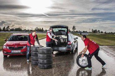 GTÜ-Test: Sommerreifen für Kompaktwagen