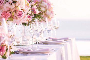 7 Must-haves einer Hochzeit