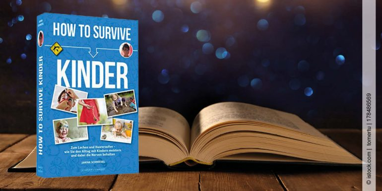 Hallo Frau Bücherecke - How to Survive Kinder
