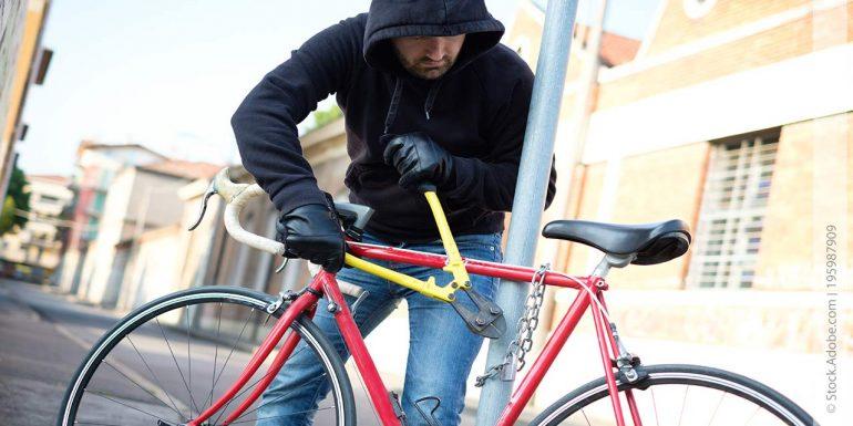 Diebstahl Fahrrad