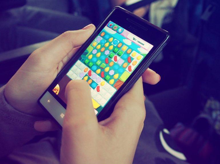 Gaming auf dem Smartphone