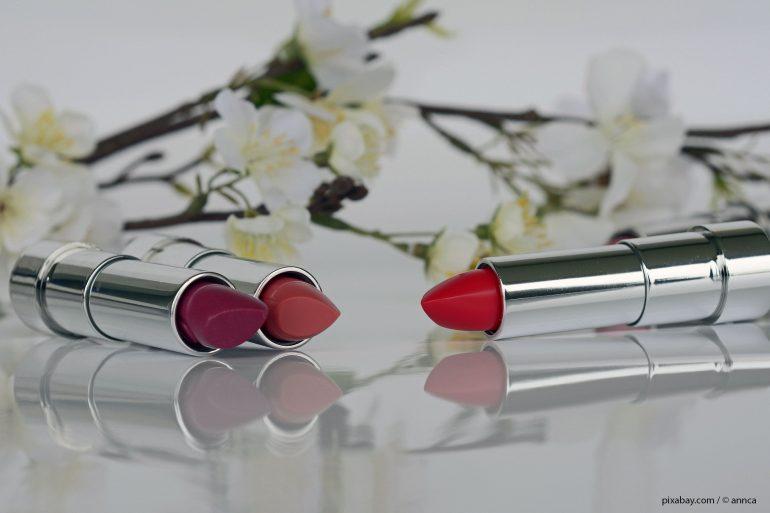 Kosmetik Lippenstifte
