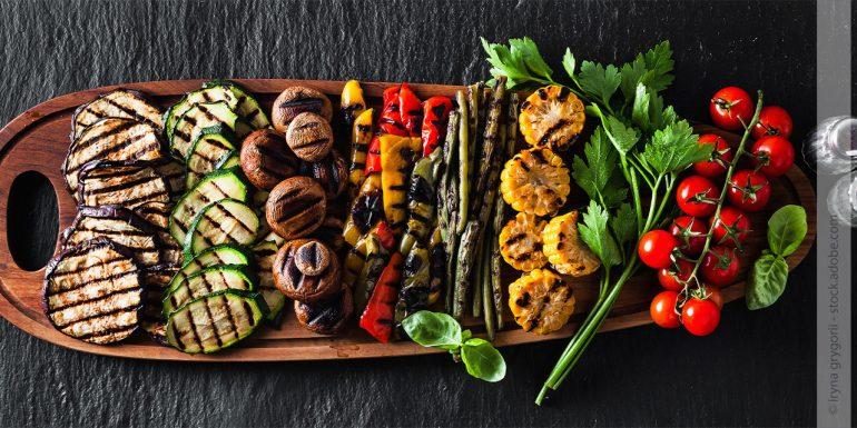 Die besten vegetarischen Grillrezepte